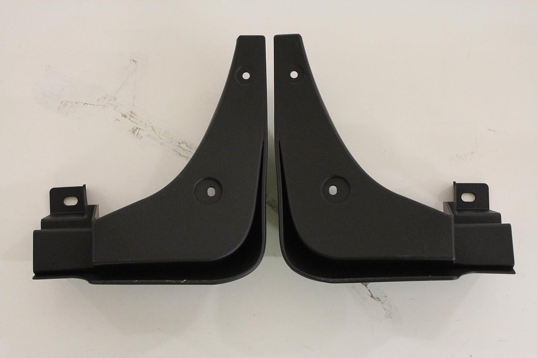 HYUNDAI Genuine Accessories 3SH46-AP000 Black Front Splash Guard Sonata Genuine Hyundai Accessories