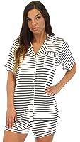 Pajama Heaven Women's Lightweight Sleepwear Short Sleeve and Short Pajama Pj Set