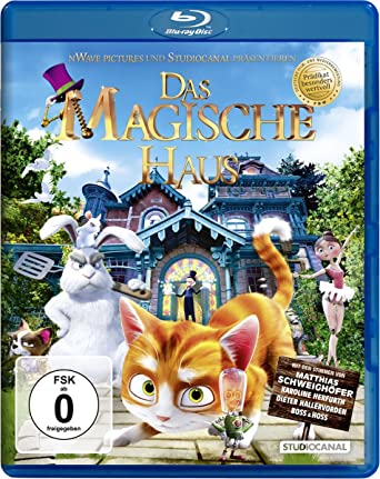 Das Magische Haus (inkl. 2D Version) [3D Blu Ray]