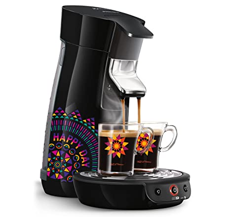 Senseo Viva Café HD7836/21 - Cafetera (Independiente, Máquina de café en cápsulas