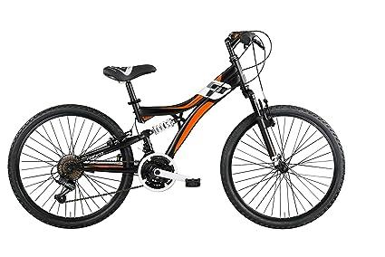 Bicicleta Mountain Bike para niños MBM Indy, cuadro de acero ...