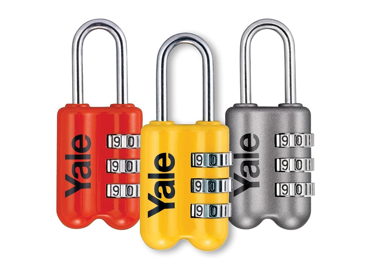 Yale Locks yalytp332/TSA Vorh/ängeschloss 32/mm weiche B/ügel
