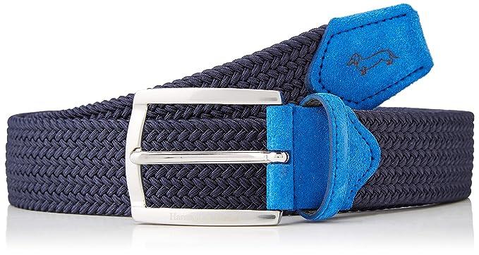 miglior grossista online in vendita nuovi speciali Harmont & Blaine Cinture Cintura, Uomo, Blu (831 Italia), Taglia ...