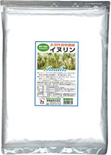 111291e5cd4f4 イヌリン 500g 水溶性食物繊維 菊芋に多く含まれる食物繊維