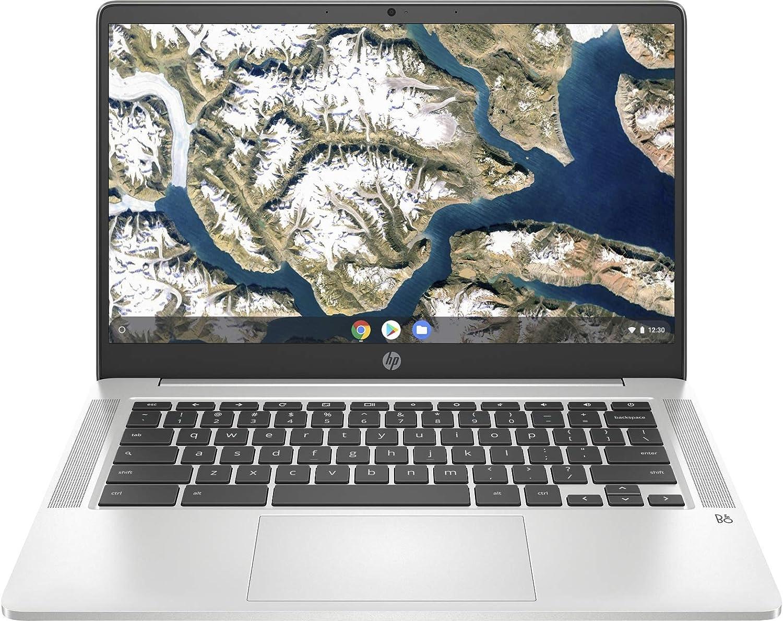 HP Chromebook 14a-na0004ns - Ordenador portátil HD de 14