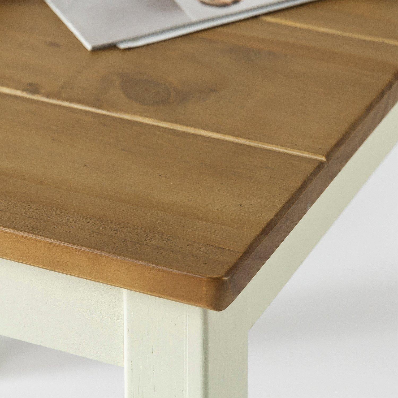 Zinus Farmhouse Wood Side Table by Zinus (Image #4)