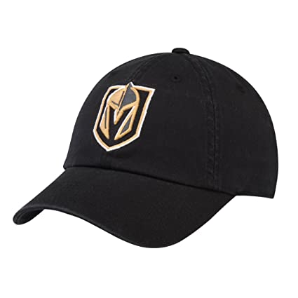 Image Unavailable. Image not available for. Color  American Needle Vegas  Golden Knights Blue Line Twill Adjustable Dad Hat Black cdf04d1ddf4d