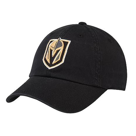 Amazon.com   American Needle Vegas Golden Knights Blue Line Twill ... 42e91f025c1
