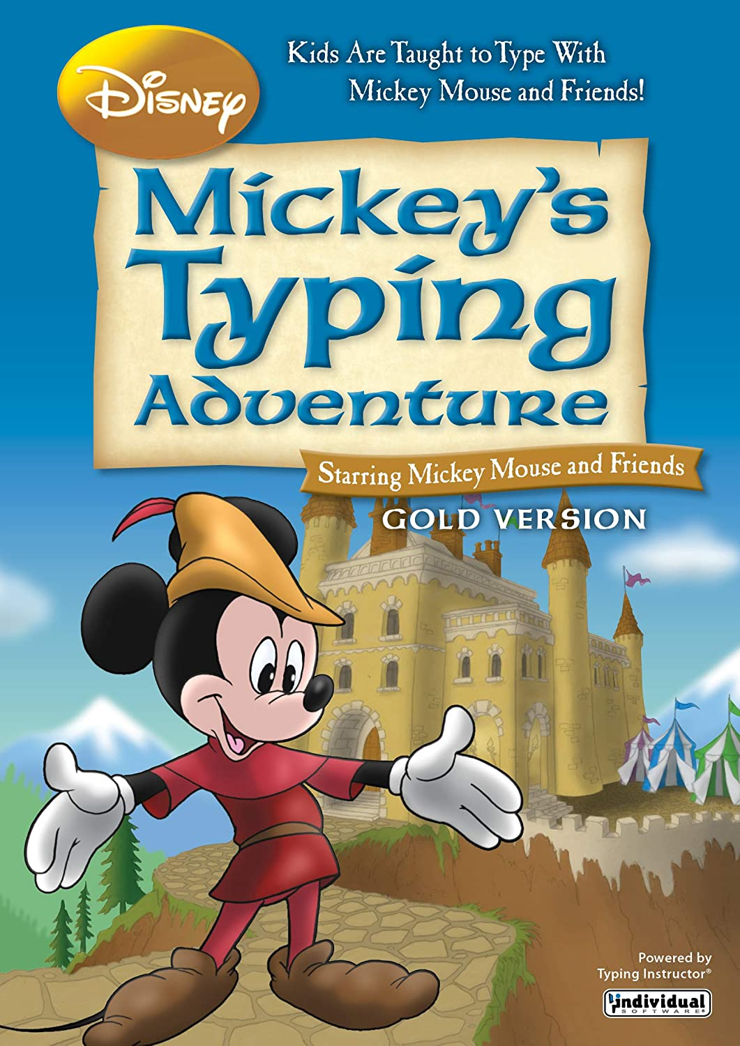 Disney Mickey's Typing Adventure Gold [PC Download] 81antTS9ChL