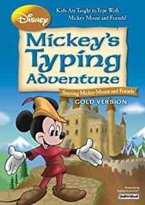 Disney Mickey's Typing Adventure Gold [PC Download]
