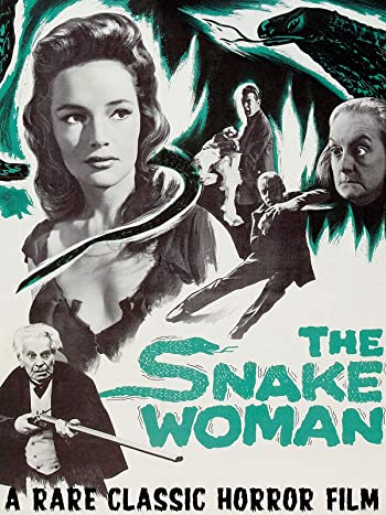 The Snake Woman directed by Sidney J. Furie