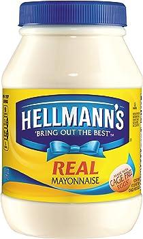 Hellmann's 30 oz Real Mayonnaise