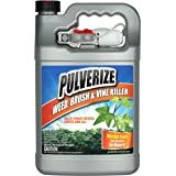 Pulverize PWBV-UT-128, Brush & Vine Ready to Use Weed Killer, Clear