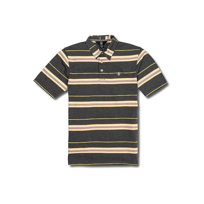 Volcom Big Boys Wowzer Stripe Polo: Amazon.es: Ropa y accesorios