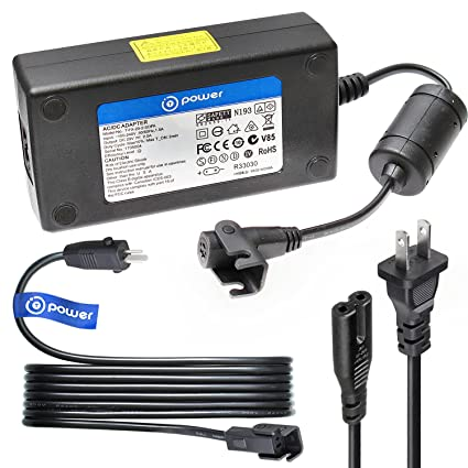 T POWER 24V-29V 12 feet Cord Ac Dc Adapter Charger Compatible with Pride  Mobility Limoss Okin IKOCO Kaidi Motion Power Recliner Lift Chair Power
