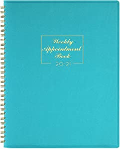 2020-2021 Weekly Appointment Book & Planner - 2020-2021 Daily Hourly Planner 8.4