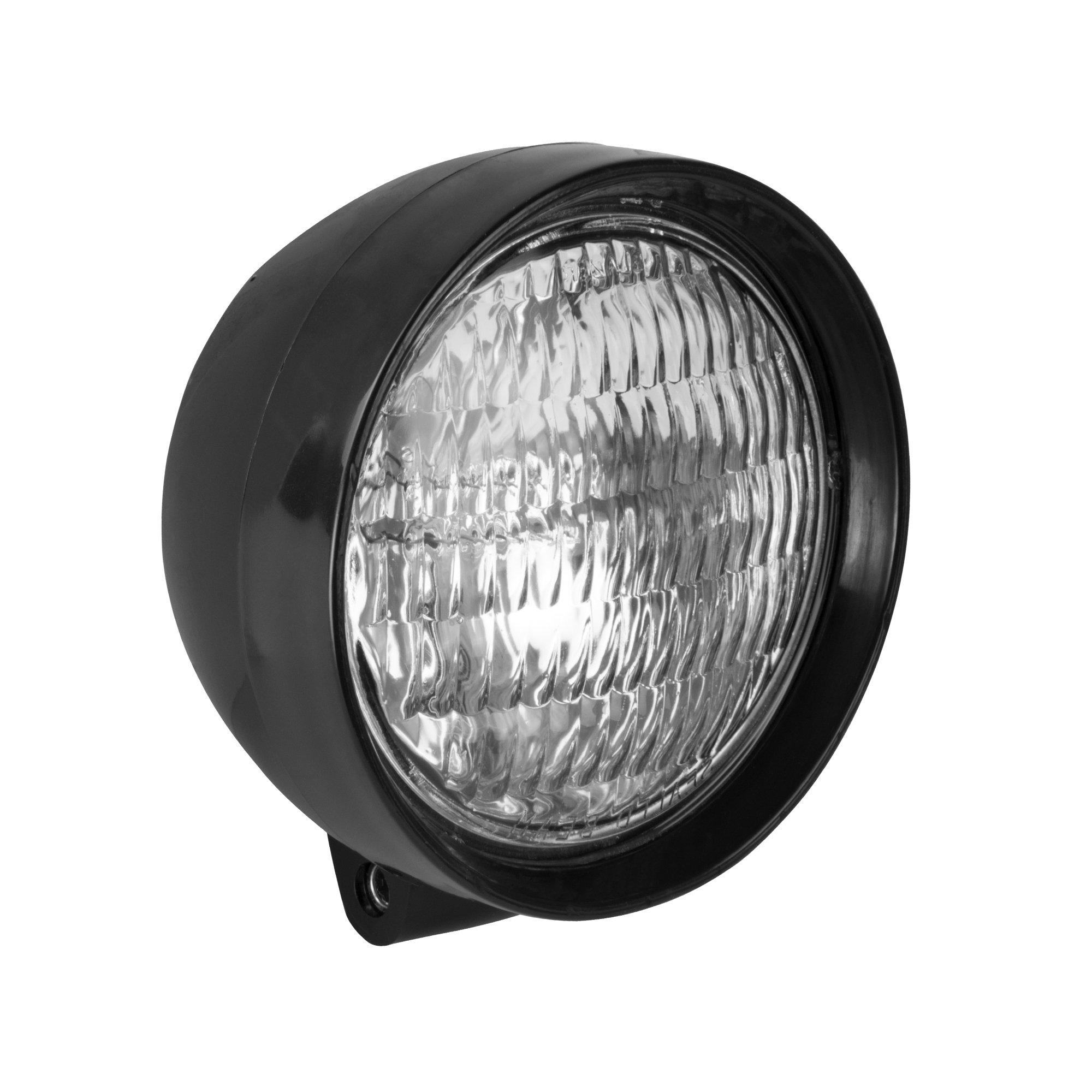 Blazer C125 5-7/8'' Round Par36 6V Work Light with Trapezoid Beam by Blazer International Trailer & Towing Accessories
