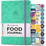 Clever Fox Food Journal - Daily Food Diary, Meal Planner to Track Calorie and Nutrient Intake, Stick to a Healthy Diet…