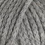 Lana Grossa Alta Moda Super Baby 016 grigio opale 50g Wolle
