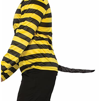 Forum Novelties Party Supplies Men's Bee Stinger, Black, Standard: Toys & Games
