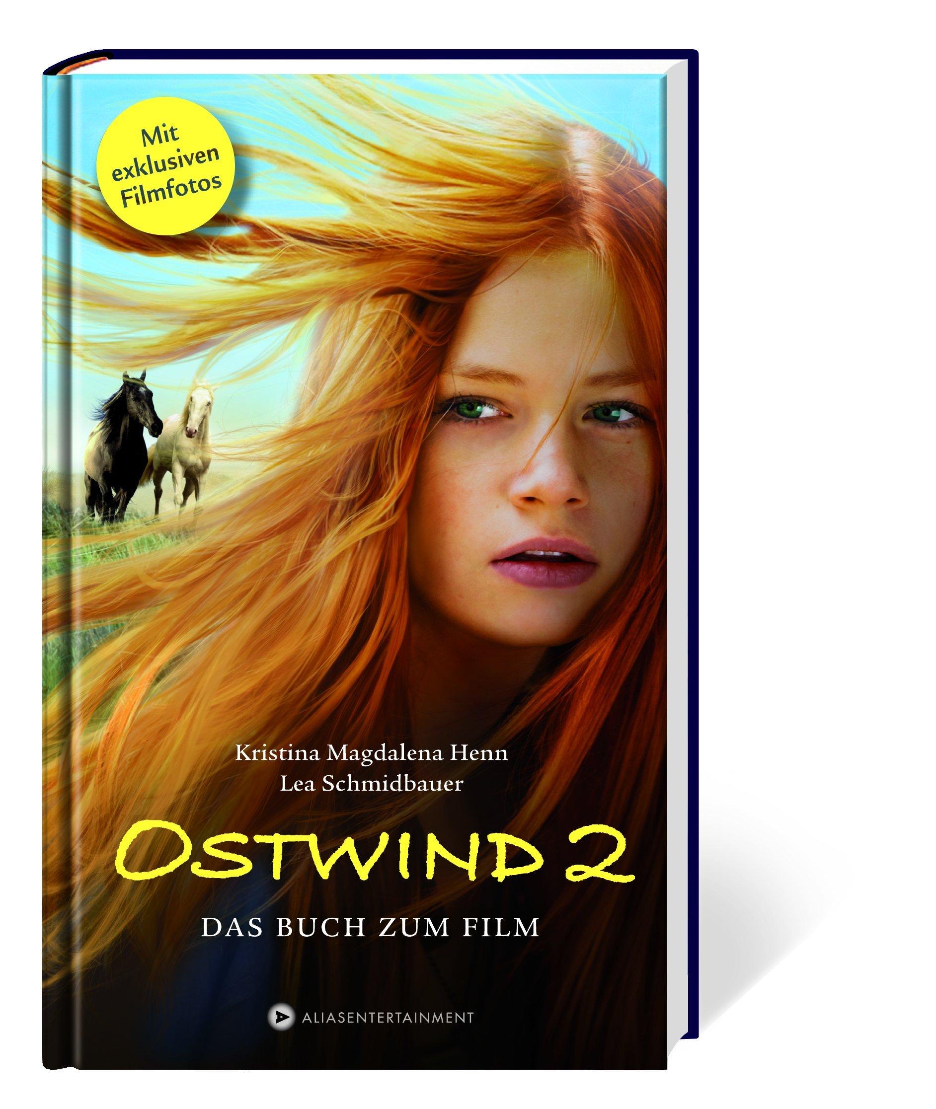 Ostwind 2 Das Buch Zum Film Amazonde Kristina Magdalena Henn