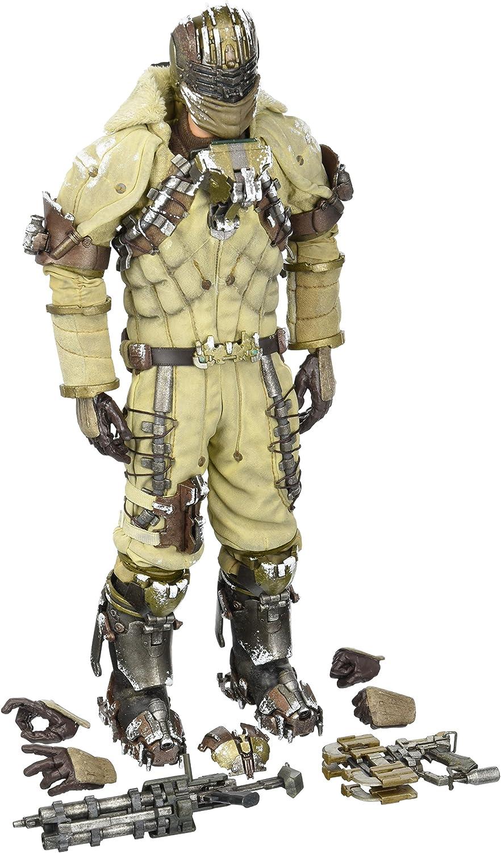 Dead Space 3 Figura 1/6 Isaac Clarke Snow Suit Version 30 cm: Amazon.es: Juguetes y juegos