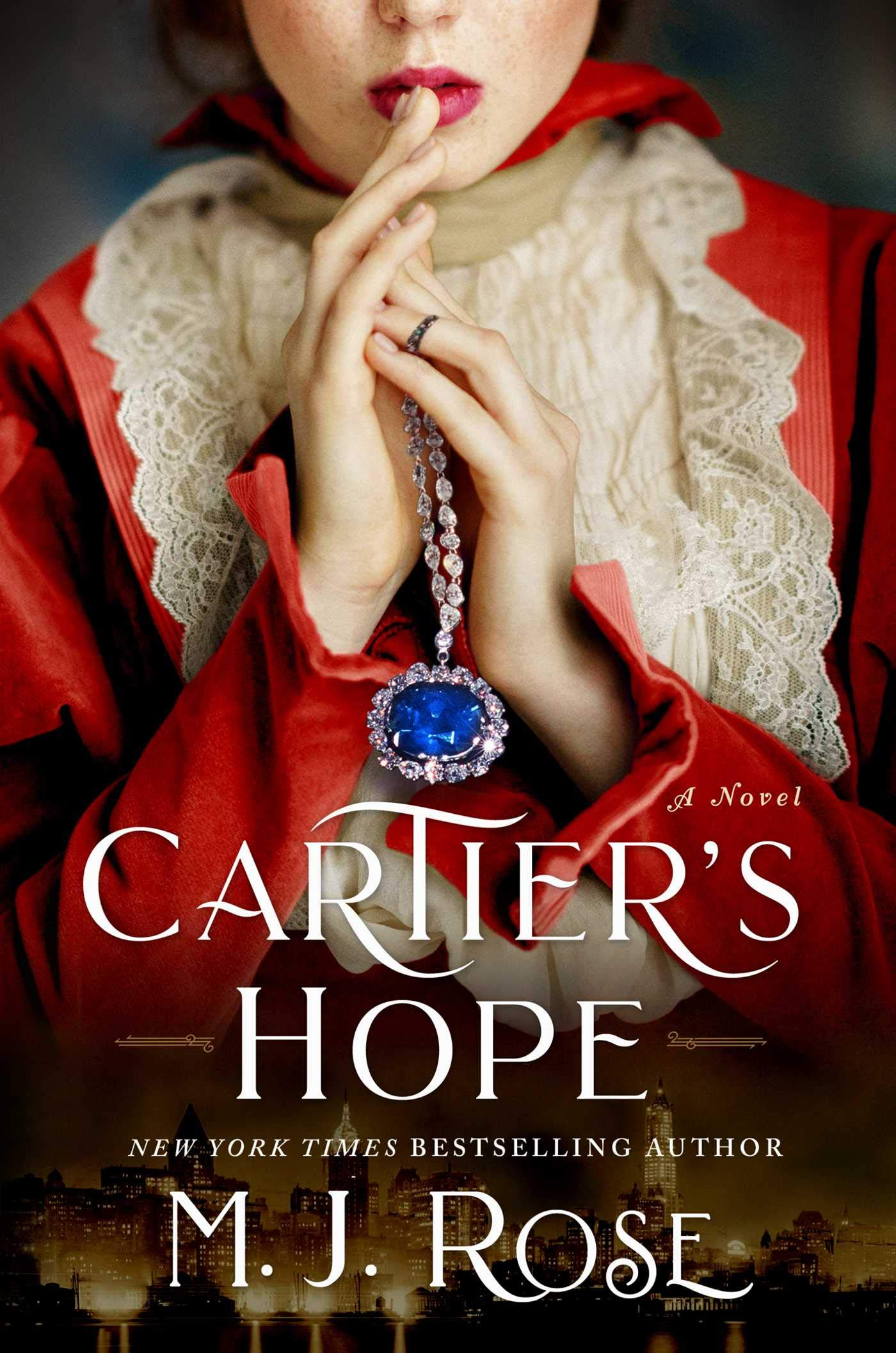 Cartiers Hope Book