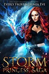 Storm Princess Saga: The Complete Series Kindle Edition