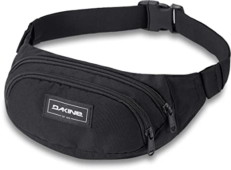ef41348a8 Amazon.com: Dakine Unisex Hip Pack, Black, One Size: Sports & Outdoors