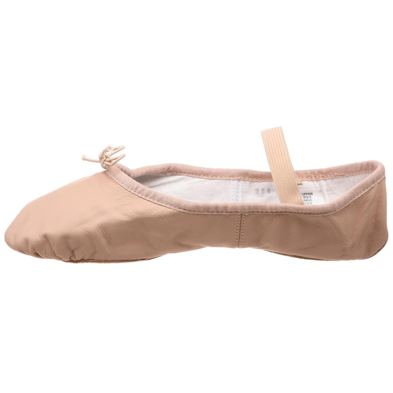 Bloch Dance Women's Dansoft II Split B0041HYPVI Sole Leather Ballet Slipper/Shoe B0041HYPVI Split 7 D US|Pink 8e0927