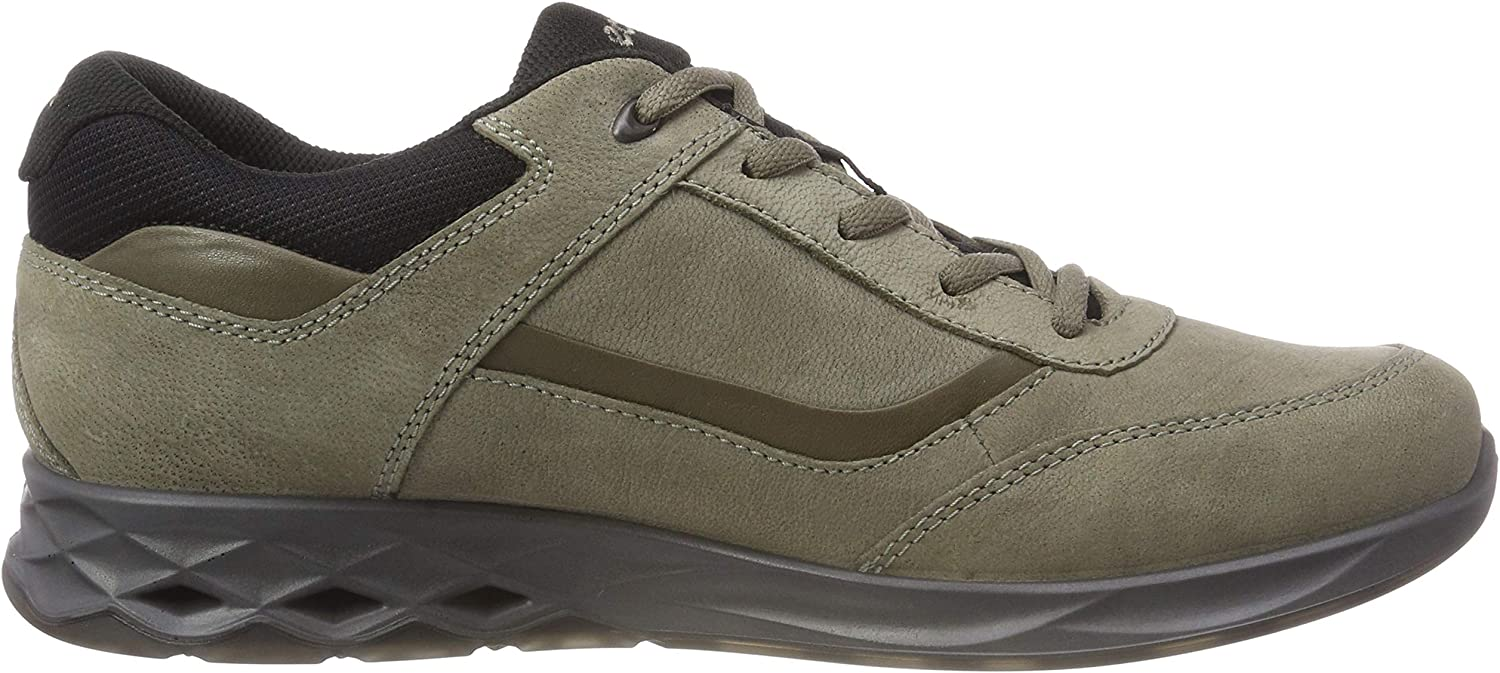 ECCO 835204, Sneakers Basses Homme: : Chaussures et