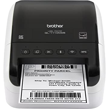 top selling Brother QL-1110NWB