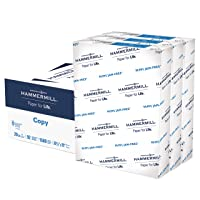 Deals on Hammermill 20lb Copy Paper 8.5x11 3 Ream Case 1500 Sheets