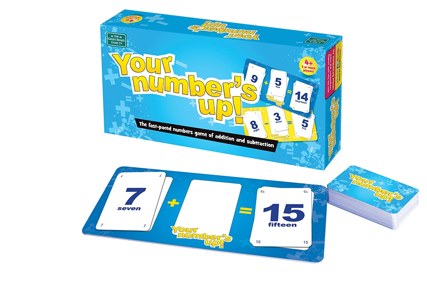 Your Number\'s Up: Amazon.co.uk: Toys & Games