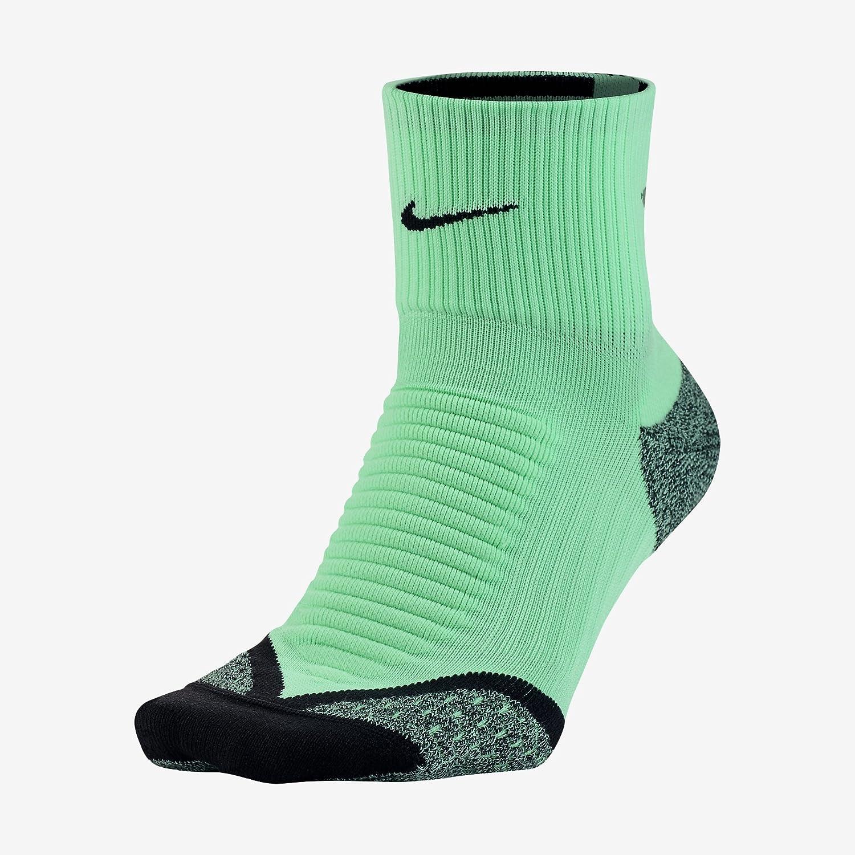 Nike Elite Cushioned Quarter Unisex Running Training Gym Socks DRI-FIT ALL SIZES