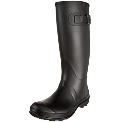Amazon.com | Kamik Women's Olivia Rain Boot | Mid-Calf