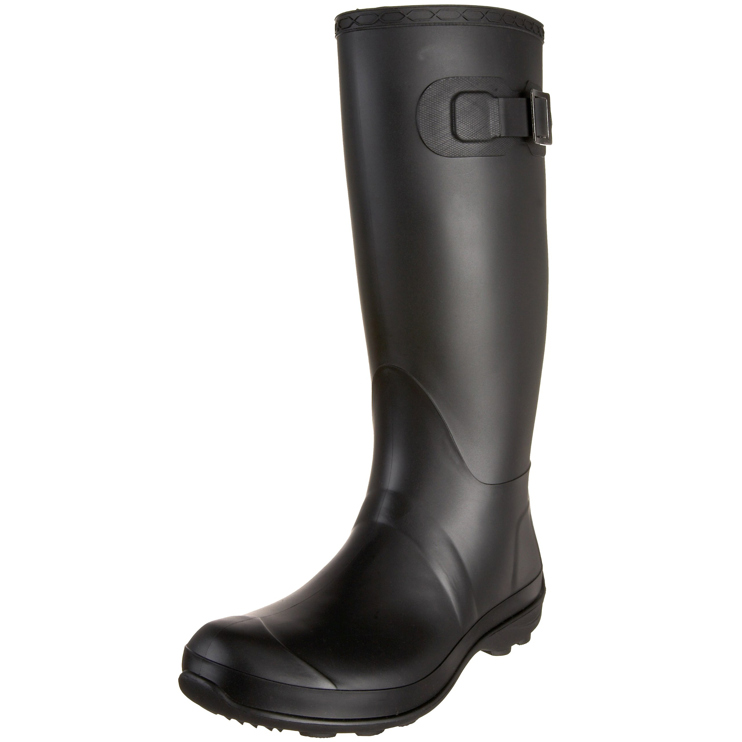 Kamik Women's Olivia Rain Boot,Black,9 M US
