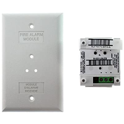 Edwards SIGA-CR Control Relay Module: Home Improvement