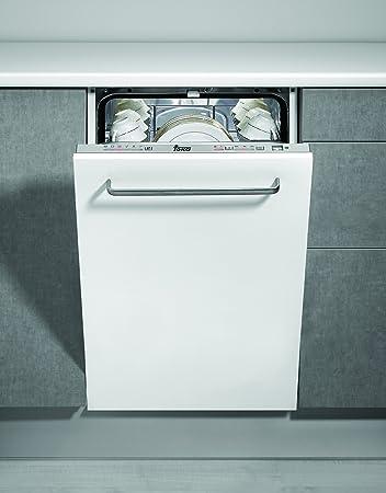 Teka DW6 42 FI lavavajilla Totalmente integrado 9 cubiertos ...
