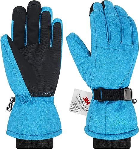 Mountain Horse Happy Womens Riding Glove Extra Small Aqua Blue