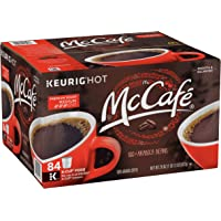 McCafe Premium Roast Keurig K Cup Coffee Pods, 84 Count