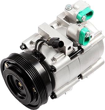 New AC A//C Compressor FITS 2001 2002 2003 2004 2005 2006  Kia Optima V6  ONLY