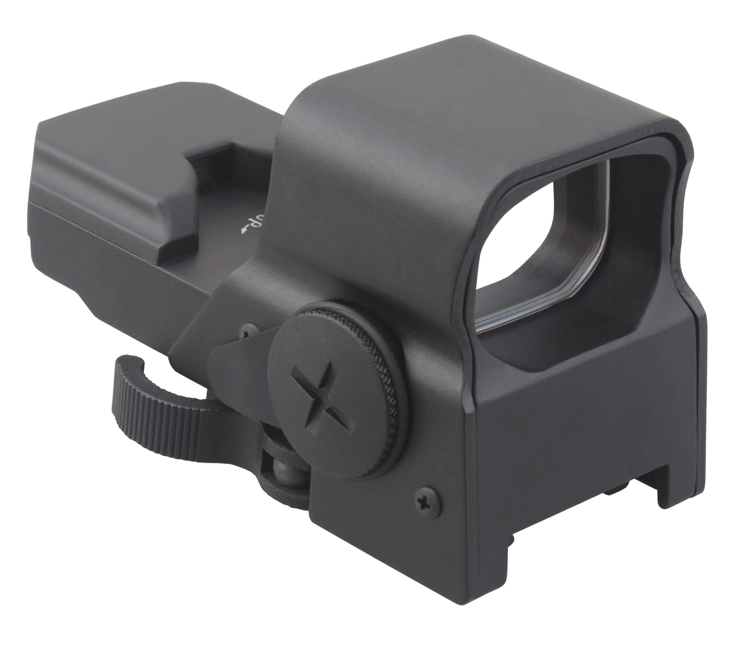 TAC Vector Optics Tactical Reflex 8 Reticle Red Dot Sight Scope High End Quality Color Black