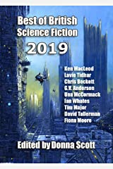 Best of British Science Fiction 2019 Kindle Edition