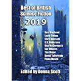 Best of British Science Fiction 2019