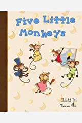 Five Little Monkeys Kindle Edition