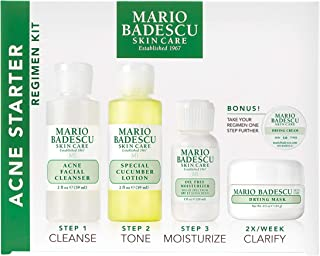 product image for Mario Badescu Acne Starter Regimen Kit