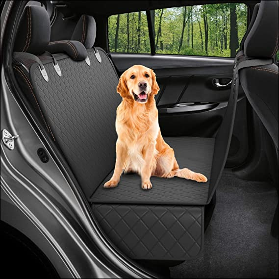 Active Pets Dog Back Seat Cover Protector - Top Seller among Dog Car Seat Covers