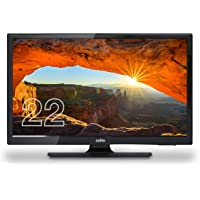 """Cello C22240T2S2 22"""" Full HD LED TV with Freeview T2 HD and Built In Satellite– UK Made"""