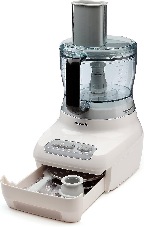 Brandt Rob 900 p Robot de cocina 2 l 900 W Pulse: Amazon.es: Hogar